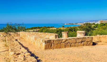 tumbas: Tumbas de los reyes, una necr�polis en Paphos - Chipre