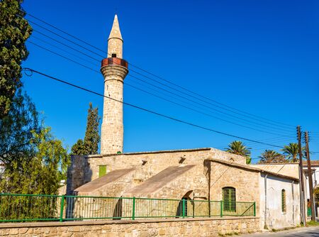 Tuzla Mosque in Larnaca - Cyprus Stock Photo