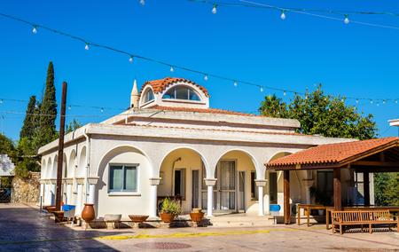metropolis: Metropolis of Kition in Larnaca - Cyprus Stock Photo