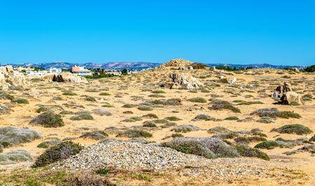 tumbas: Tumbas de los reyes, una antigua necrópolis en Paphos - Chipre