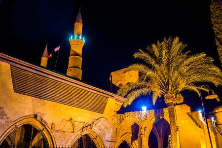 selimiye mosque: Selimiye Mosque in Nicosia - Northern Cyprus