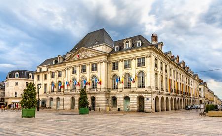 central chamber: Chambre de commerce du Loiret in Orleans - France