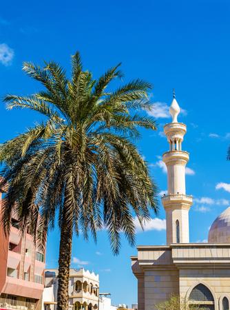 naif: Mosque in Deira district of Dubai - the UAE