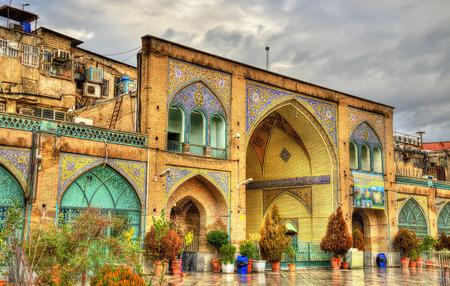 imam: Imam Khomeini Mosque in Tehran - Iran
