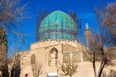 isfahan: Madrasa Chahar Bagh, the Royal Theological College in Isfahan