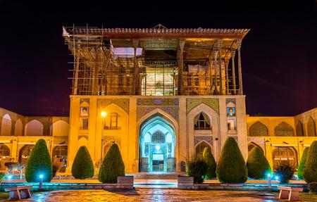 Ali Qapu Palace on Naqsh-e Jahan Square à Isfahan, Iran