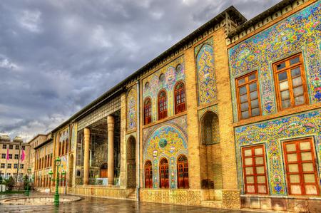 Golestan Palace, in Teheran, Iran