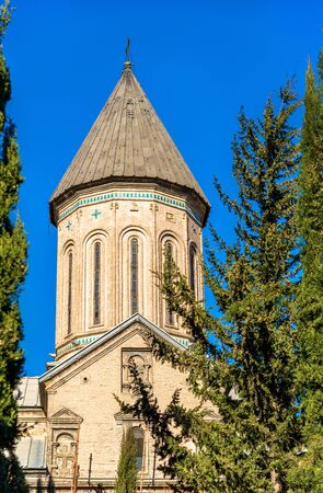 crist: Norashen Holy Mother of God Church in Tbilisi - Georgia