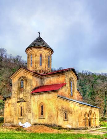 gelati: Gelati Monastery in Caucasus near Kutaisi - Georgia.