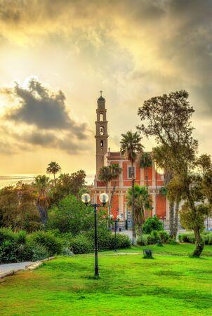tel: St. Peters Church in Tel Aviv-Jaffa, Israel