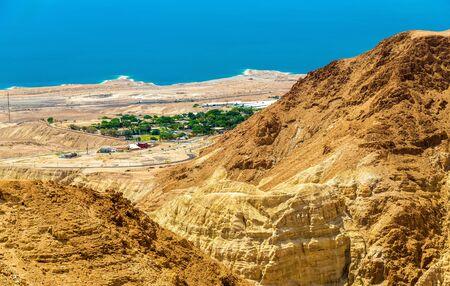 The Judaean Desert near the Dead Sea - Israel