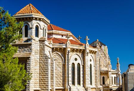 이스라엘 나사렛에 사는 사도 인 예수 사도 교회
