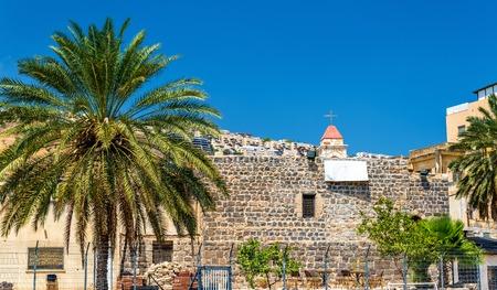 holyland: The Greek Orthodox Church in Tiberias - Israel