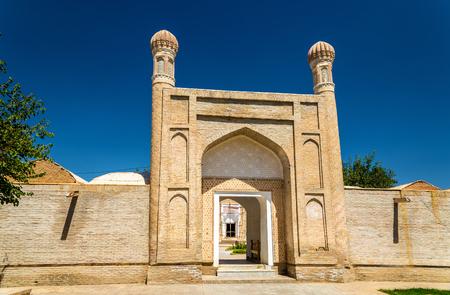 uzbekistan: View of Rukhabad Mausoleum in Samarkand - Uzbekistan