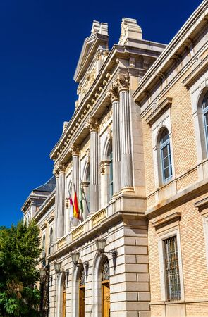 Building of the Provincial Deputation of Toledo - Spain