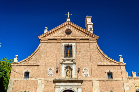 convento: Convento de los Carmelitas Descalzos in Toledo - Spain Stock Photo