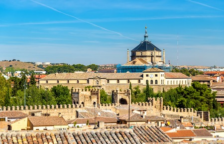 View of the Tavera Hospital in Toledo - Spain