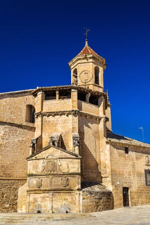 San Pablo Church in Ubeda - Spain, Andalusia