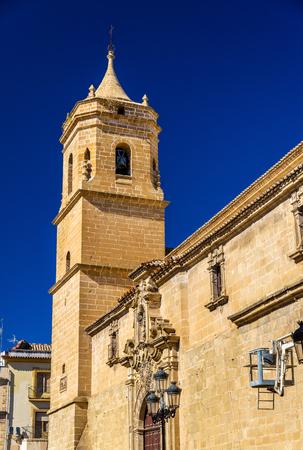 Santisima Trinidad Church in Ubeda - Andalucia, Spain