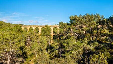Les Ferreres Aqueduct, also known as Pont del Diable - Tarragona, Spain