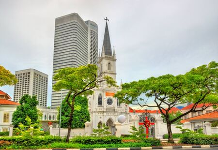 infant jesus: CHIJMES Hall, previously Convent of the Holy Infant Jesus - Singapore