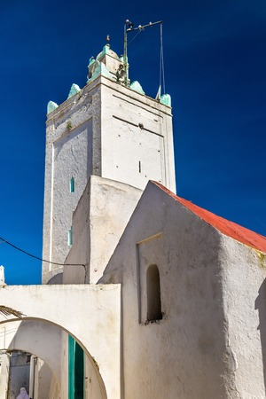 patronage: Mosque in Azemmour town, Morocco