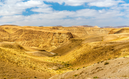 judea: Judaean Desert near Dead Sea - Israel
