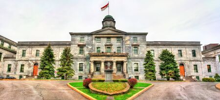 McGill University Faculty of Arts in Montreal, Canada Stock Photo