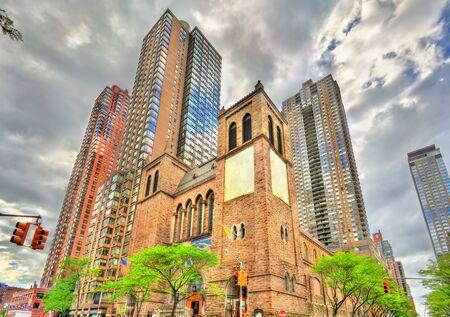 St. Paul the Apostle Church in Manhattan, New York City
