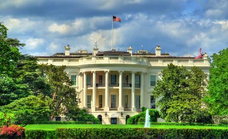 ワシントン DC のホワイトハウス