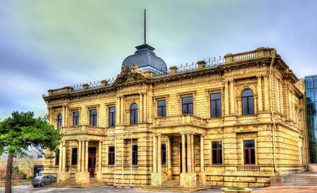 National Art Museum of Azerbaijan in Baku Editorial