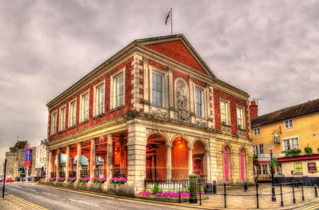 Windsor Guildhall (town hall) - England