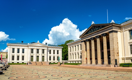 Faculty of Law at the University of Oslo - Norway