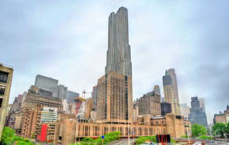 ペース大学マンハッタン - ニューヨーク、アメリカ合衆国 写真素材