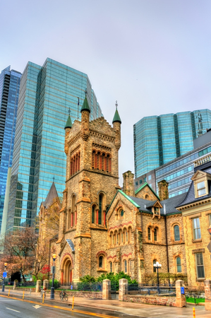 St Andrews Presbyterian church in Toronto - Ontario, Canada