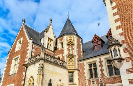シャトー ・ デュ ・ クロ ・ ルーチェ アンボワーズ, フランスで。レオナルド ・ ダ ・ ヴィンチが晩年を過ごした家