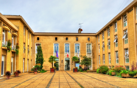 Town hall of Dax - France, the Landes Department