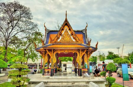 The Bangkok National Museum in Thailand, Southeast Asia Stock Photo