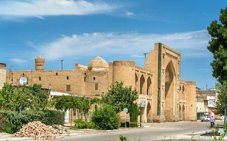 Mullo Tursunjon Madrasah in Bukhara, Uzbekistan