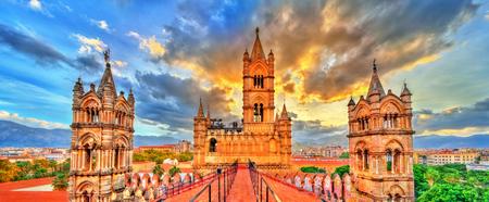 시칠리아, 이탈리아의 팔레르모 대성당