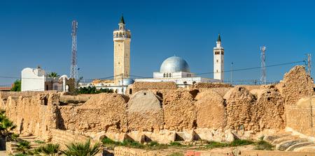 Ksar Hadada in in southeastern Tunisia.