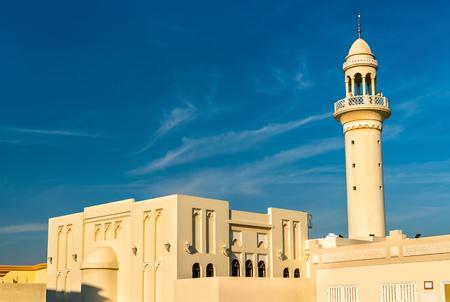 Mosque in Umm Salal Mohammed, Qatar
