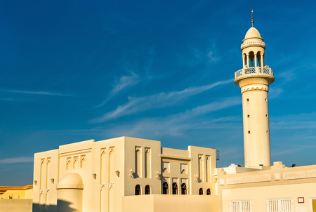 Mosque in Umm Salal Mohammed, Qatar