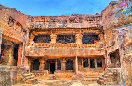 Jaganatha Sabha, Ellora cave no 33. UNESCO world heritage site in Maharashtra, India