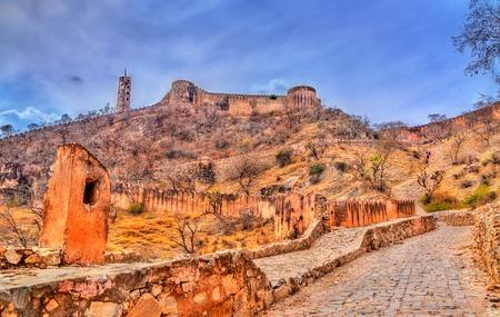 Jaigarh Fort in Jaipur - Rajasthan, India