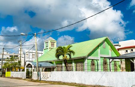 St. Andrew Presbyterian Church in Belize City