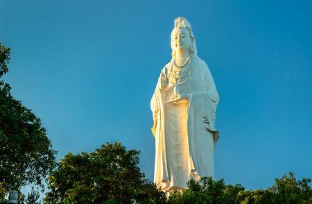 Linh Ung Pagoda in Da Nang, Vietnam