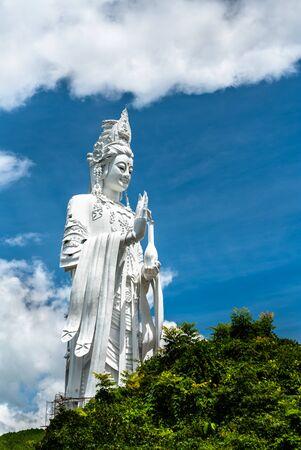 Linh An Pagoda in Da Lat, Vietnam