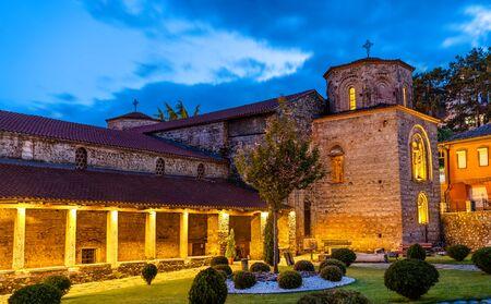 Church of St. Sophia in Ohrid, Northern Macedonia