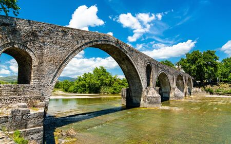 The Bridge of Arta in Greece